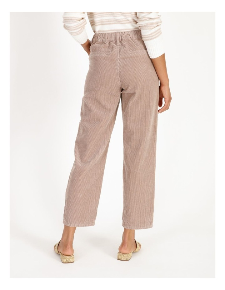 Pleated Cord Pant image 3