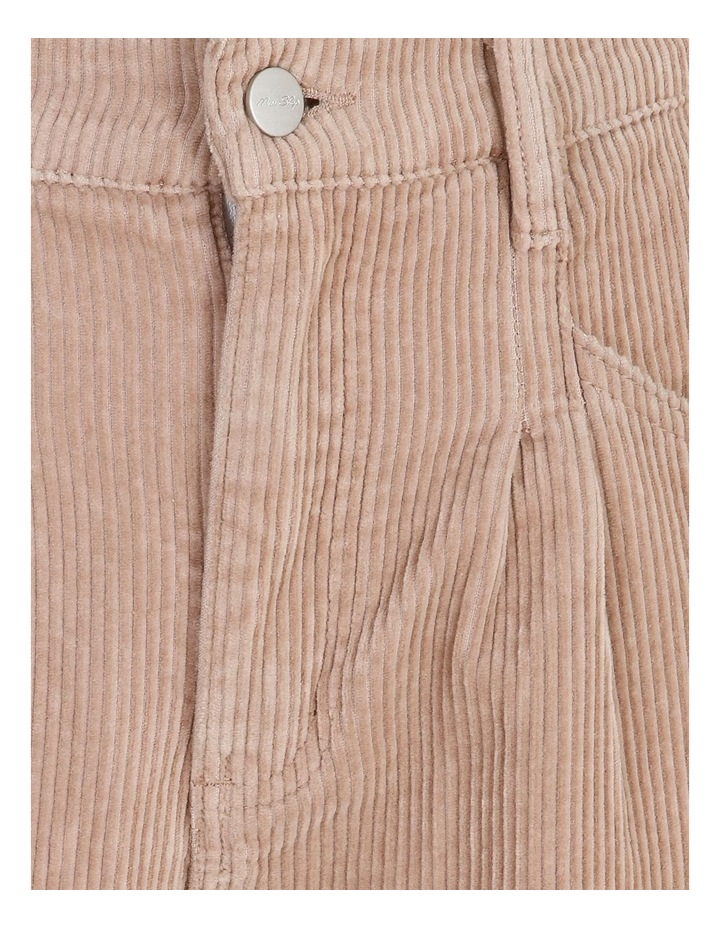 Pleated Cord Pant image 5