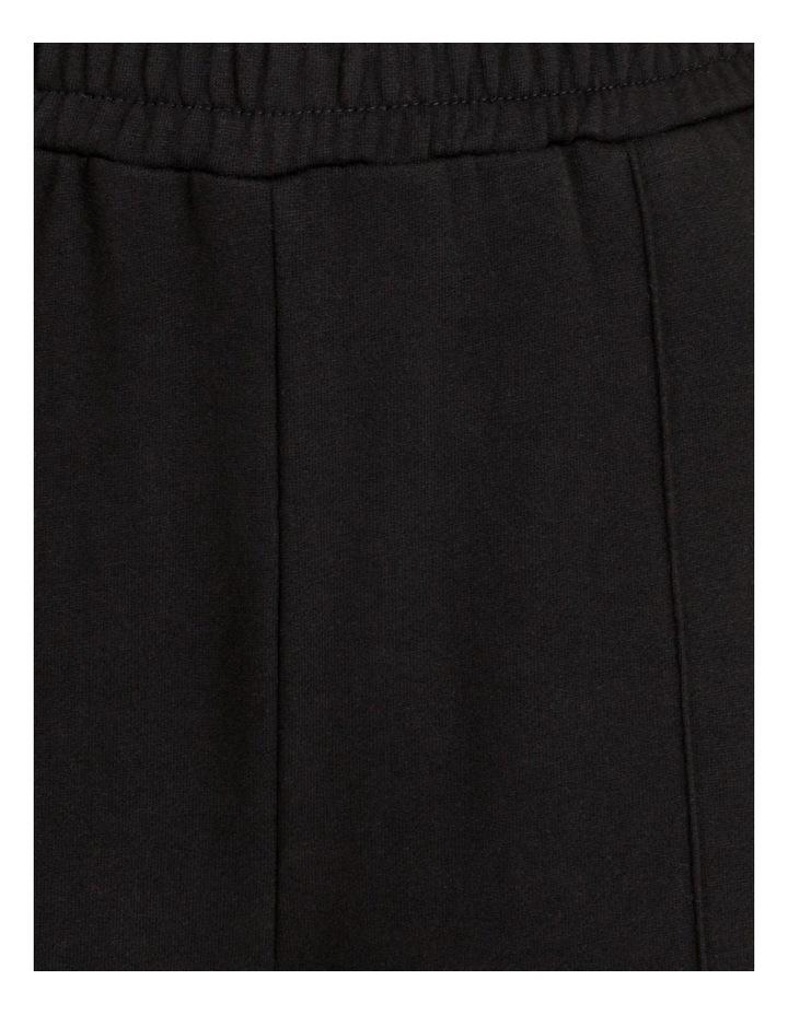 Wide Leg 90's Trackpant Black image 6
