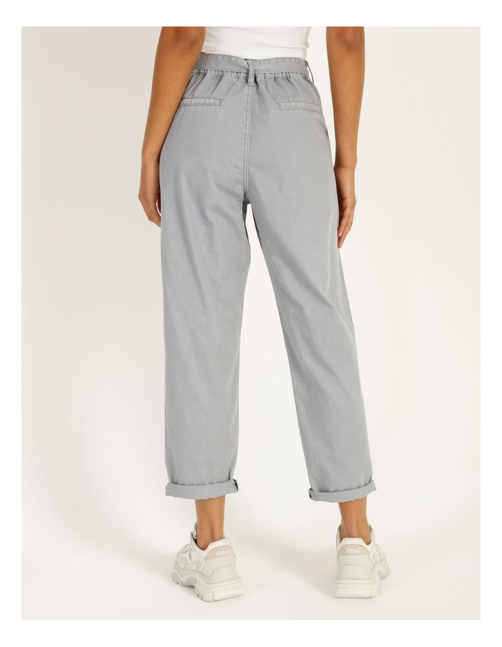 Casual Pleat Front Pants image 3