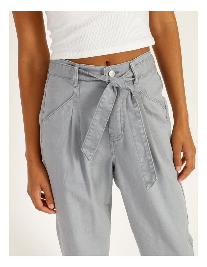 Casual Pleat Front Pants image 6