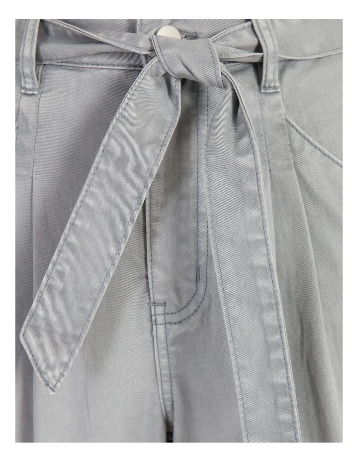Casual Pleat Front Pants image 7