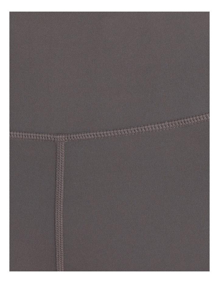 High Rise Soft Touch Legging Titanium image 6