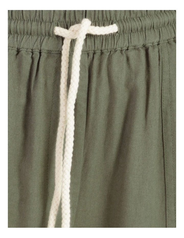 Relaxed Linen Pants Agave image 6