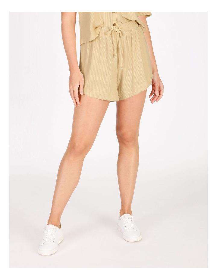Textured Shorts image 1
