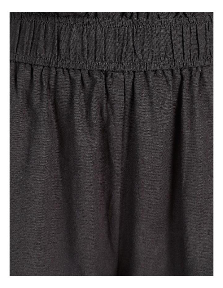 Linen Blend Shorts image 7