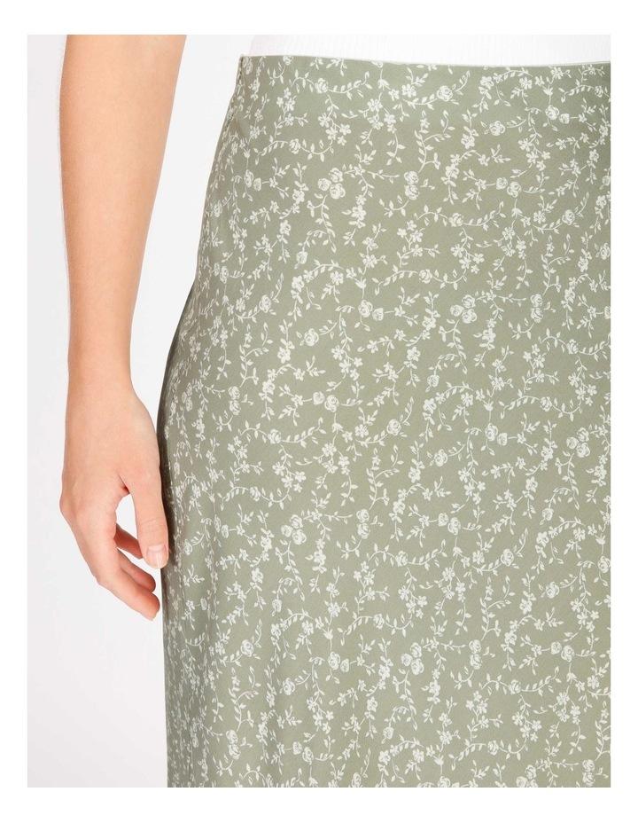 Midi Slip Skirt image 5