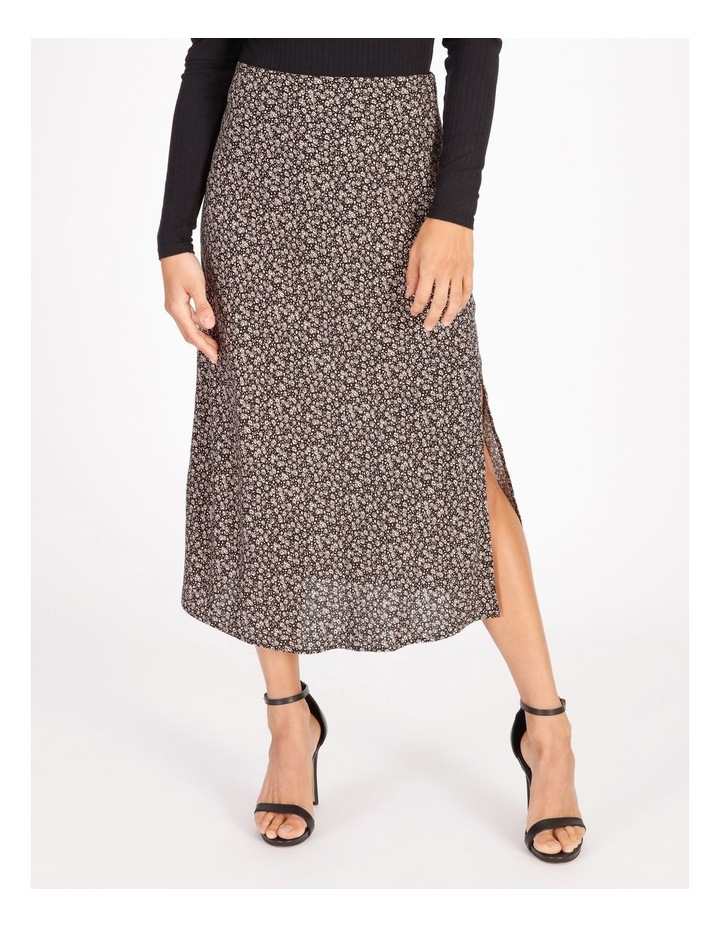 Midi Slip Skirt image 1
