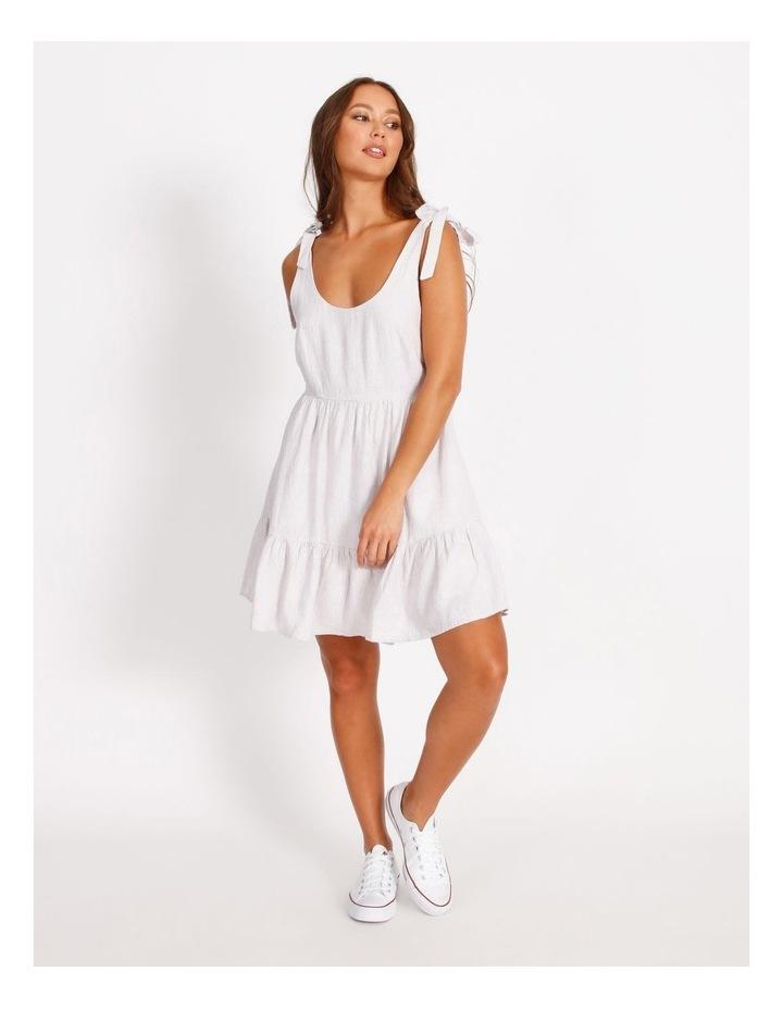 Tie Shoulder Dress image 1