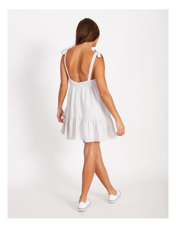 Tie Shoulder Dress image 3