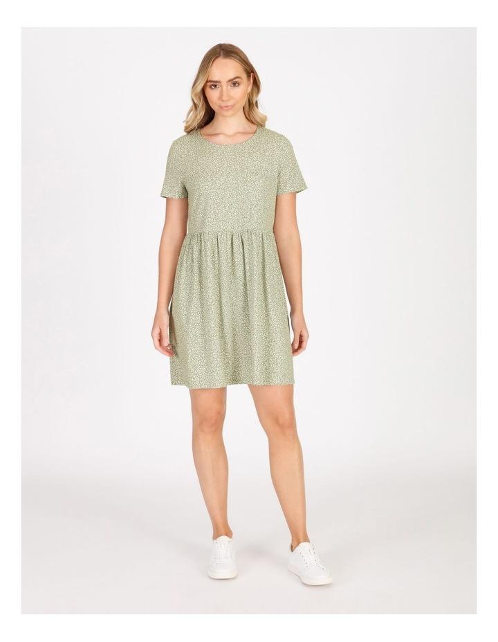 Waisted Tee Dress image 1