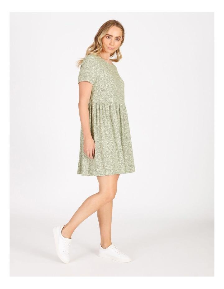 Waisted Tee Dress image 2