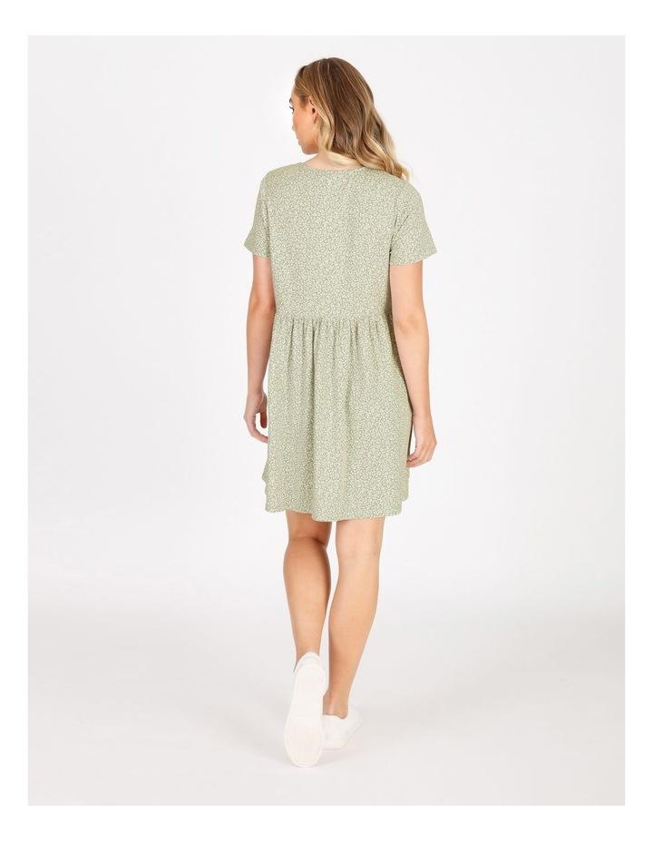 Waisted Tee Dress image 3