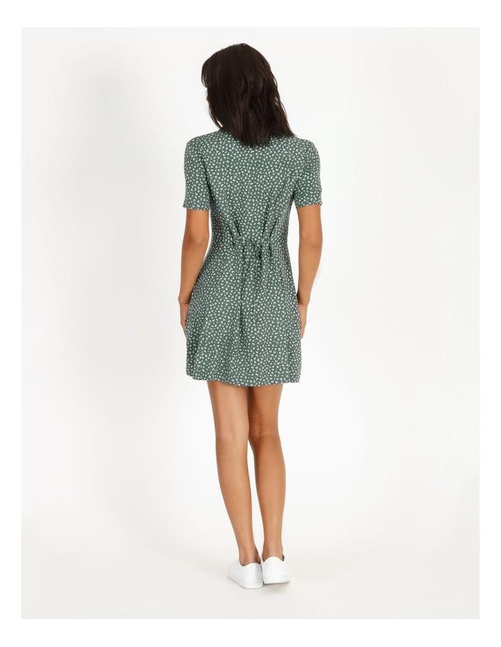 Ditzy Floral Shirt Dress image 3