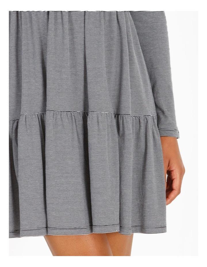 Long Sleeve Tiered Dress image 2