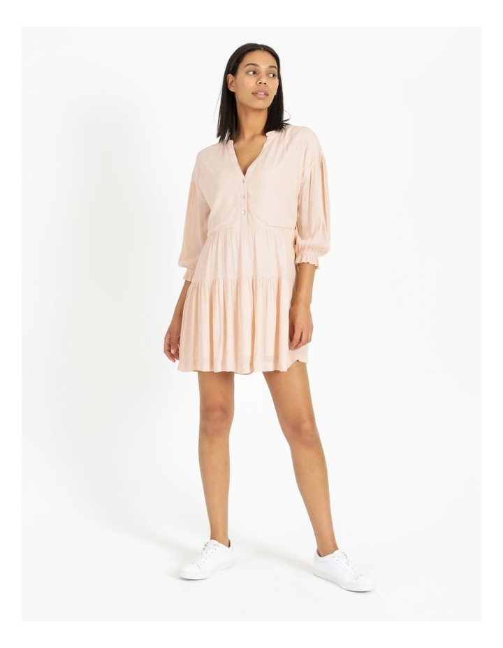 Cheesecloth Shirt Dress image 1