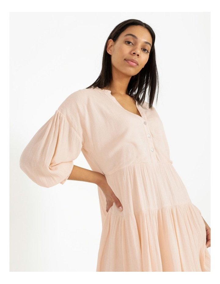 Cheesecloth Shirt Dress image 2