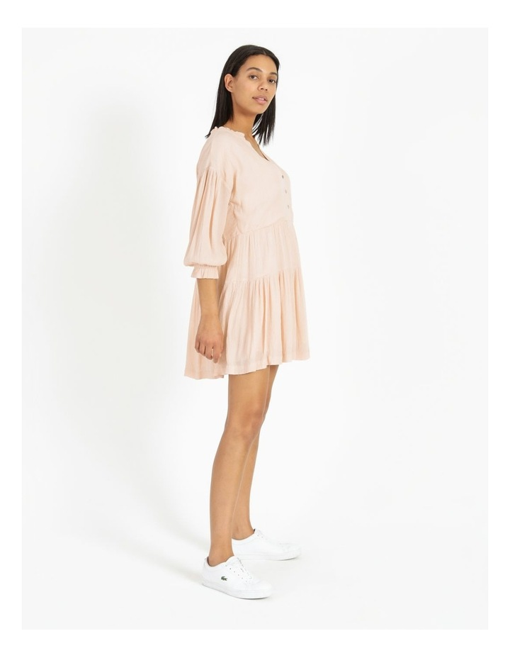 Cheesecloth Shirt Dress image 3