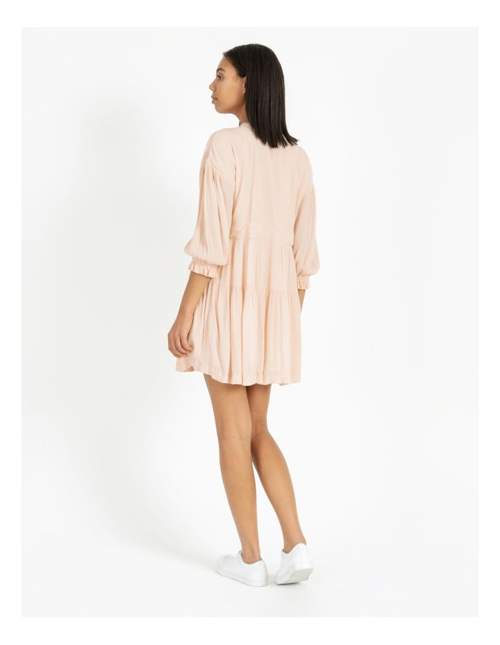 Cheesecloth Shirt Dress image 4