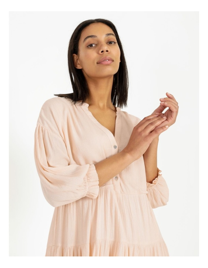 Cheesecloth Shirt Dress image 5