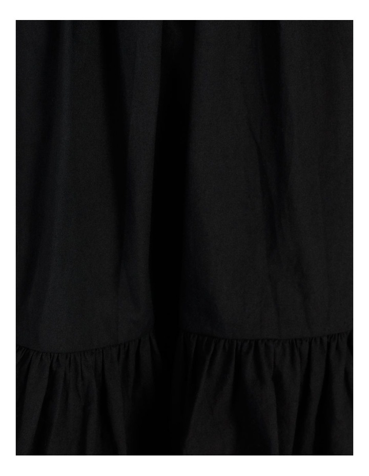Back Detail Puff Sleeve Dress image 7