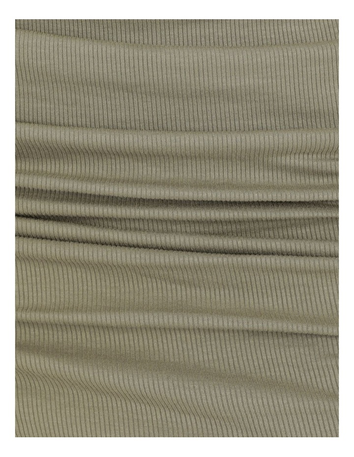 Ruched Midi Dress image 7