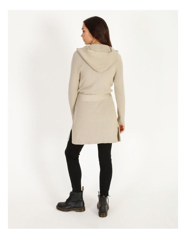 Soft Hooded Cardigan image 3