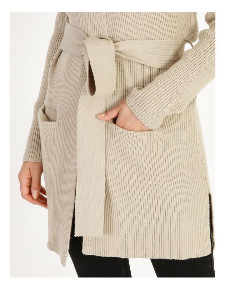 Soft Hooded Cardigan image 4