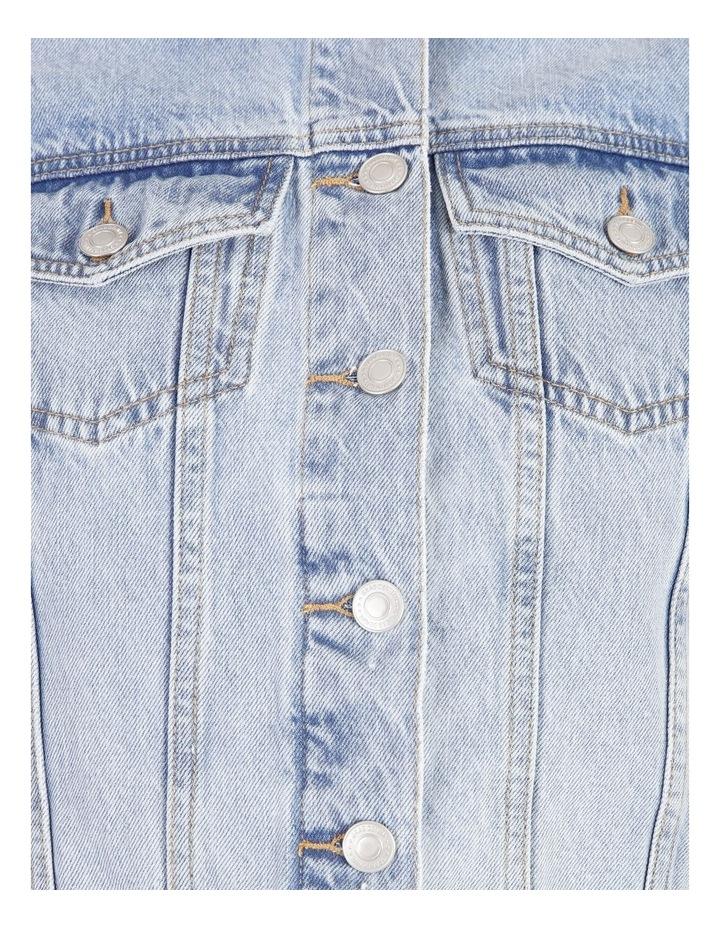 Denim Jacket - Light Blue image 6