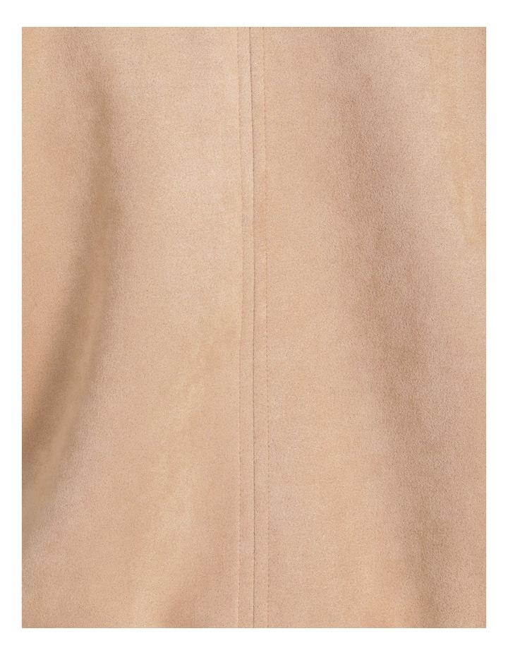 Faux Suede Jacket image 7