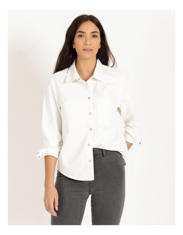 Classic Denim Shirt image 1