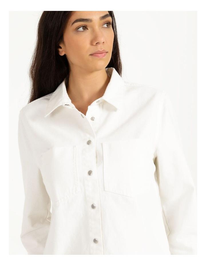 Classic Denim Shirt image 5