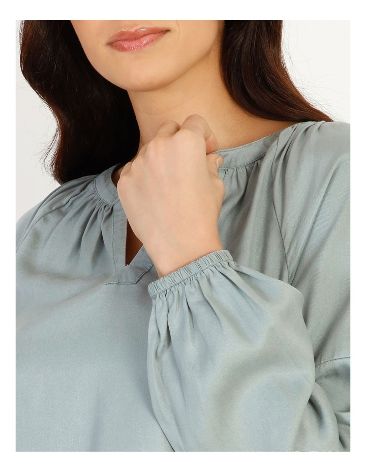 Relaxed Long Sleeve Top image 4