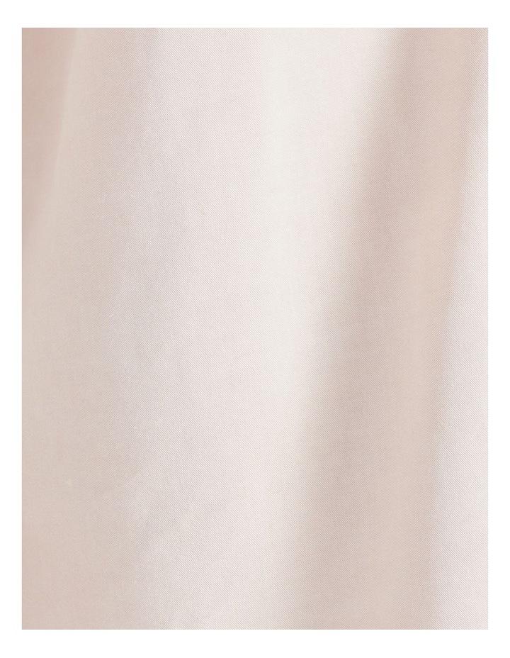 Lyocell Long Sleeve Relaxed Shirt image 6