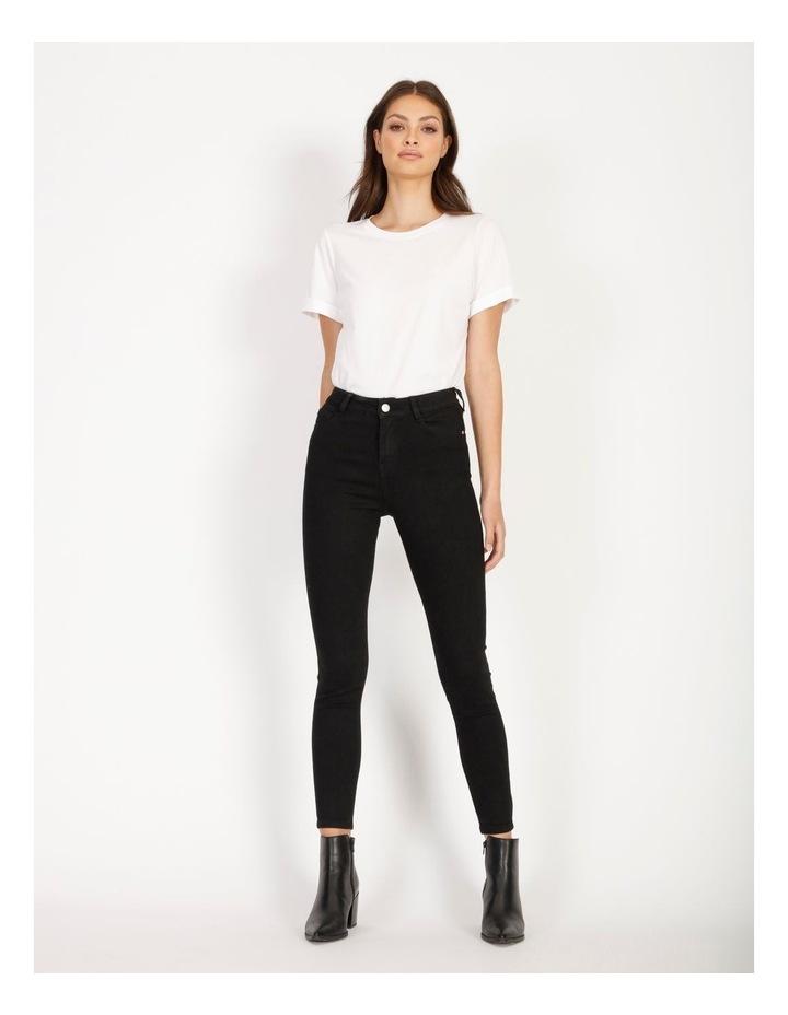 Olivia High Rise Skinny Jean image 2