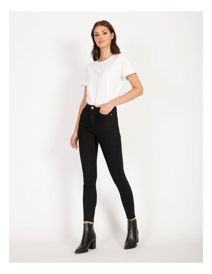 Olivia High Rise Skinny Jean image 5