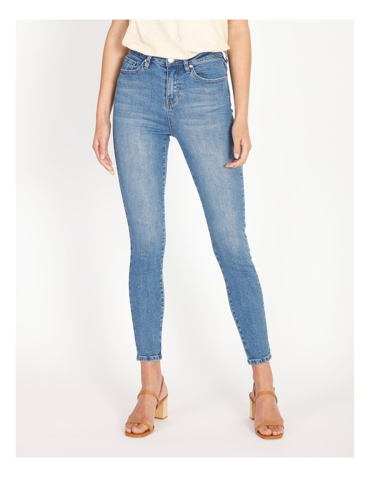 Olivia High Rise Skinny Jean image 1