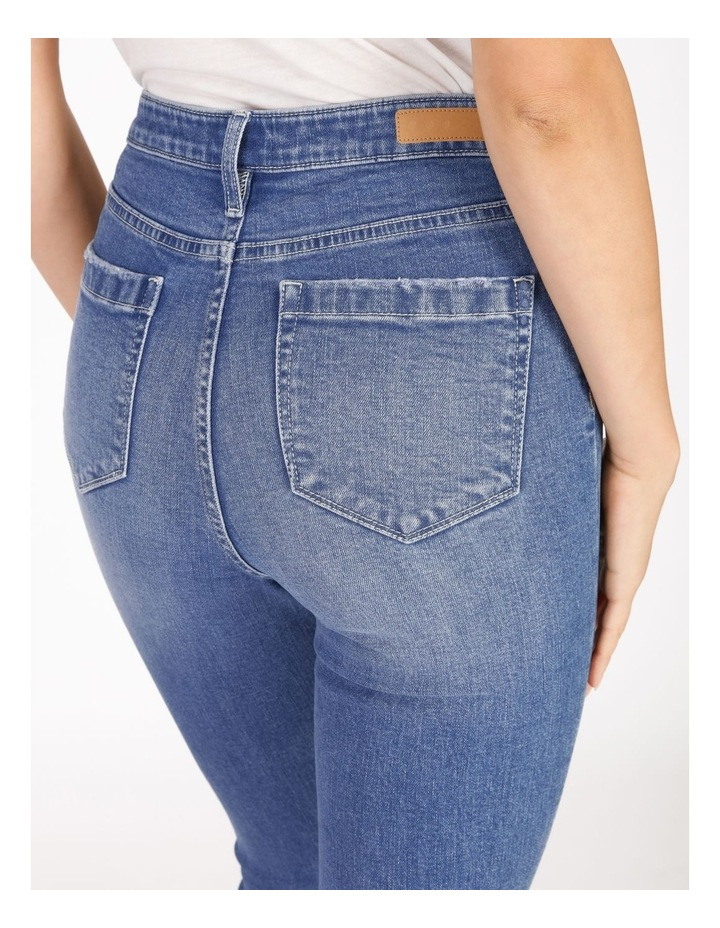 Olivia Crop Skinny Jean With Step Hem image 4