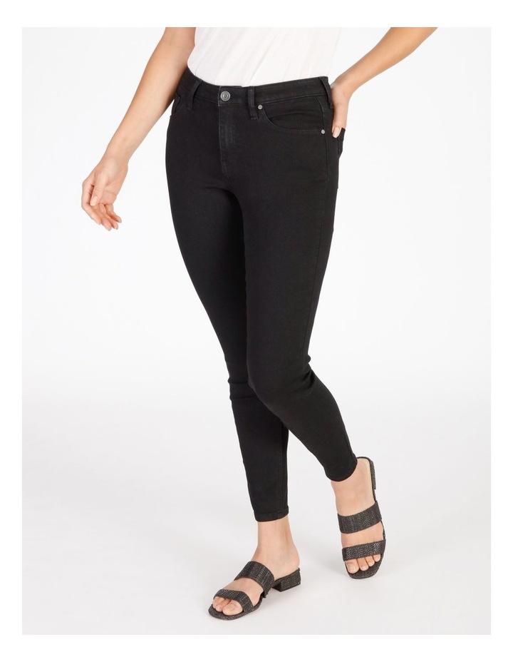 Nadia Mid Rise Skinny Jean image 2