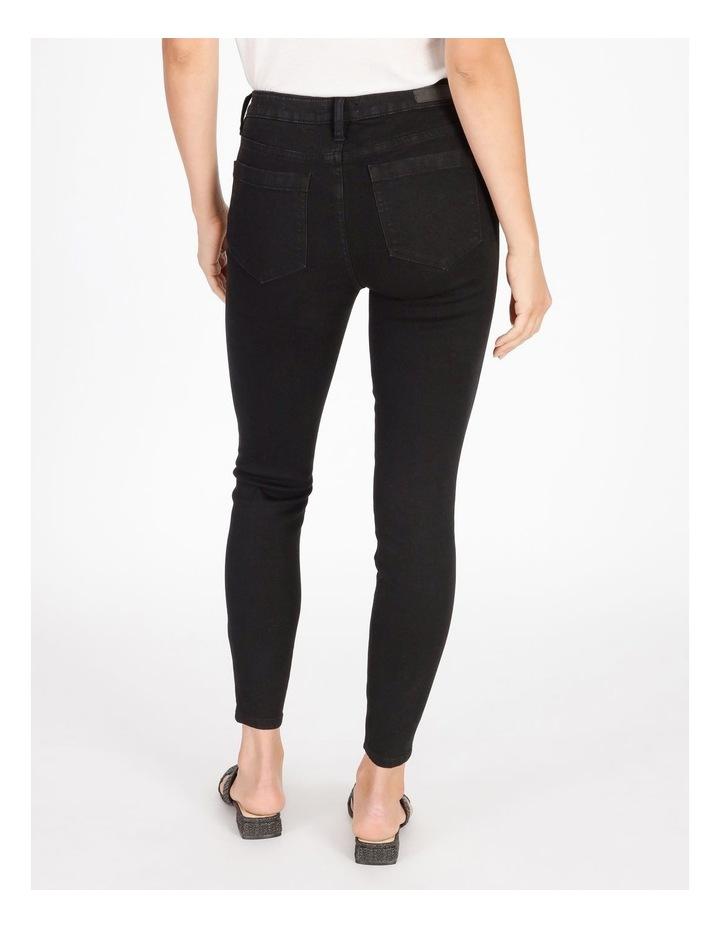 Nadia Mid Rise Skinny Jean image 4