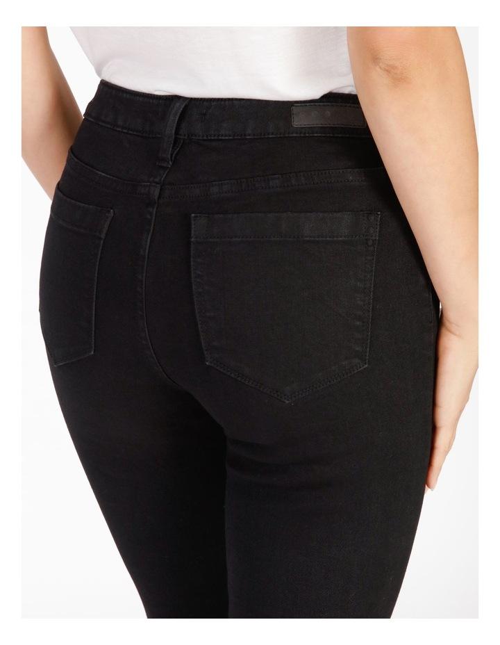Nadia Mid Rise Skinny Jean image 5