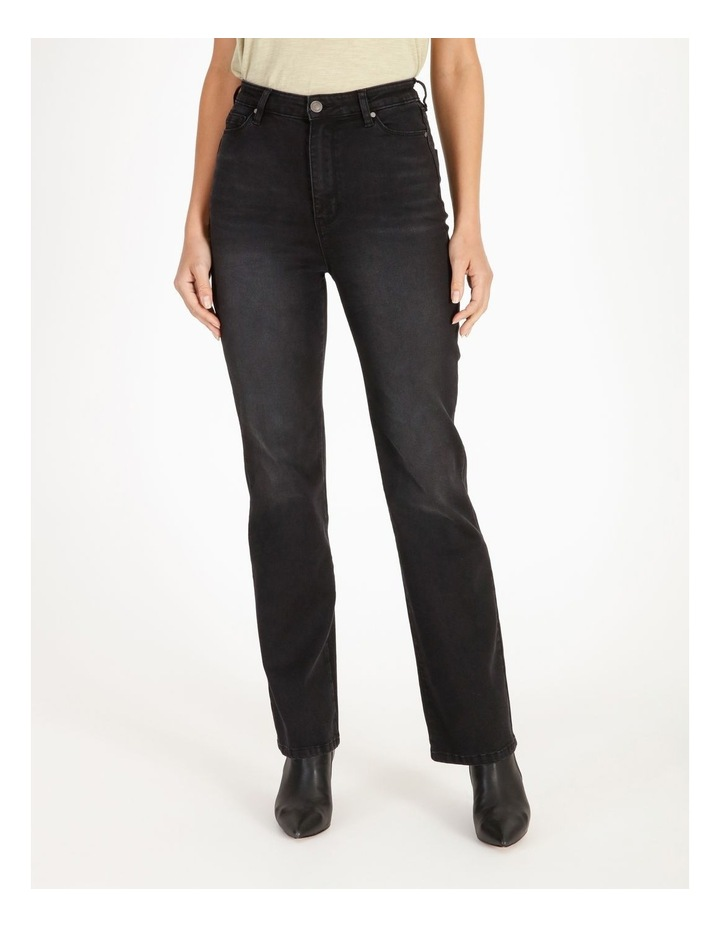 High Rise Bootcut Jean image 1