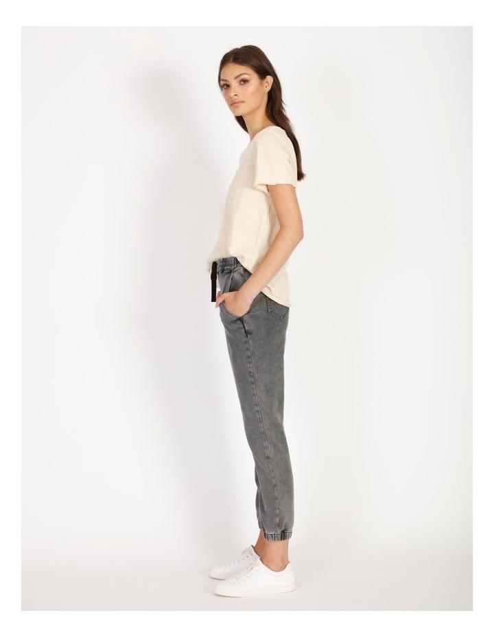Denim Jogger Jeans image 5