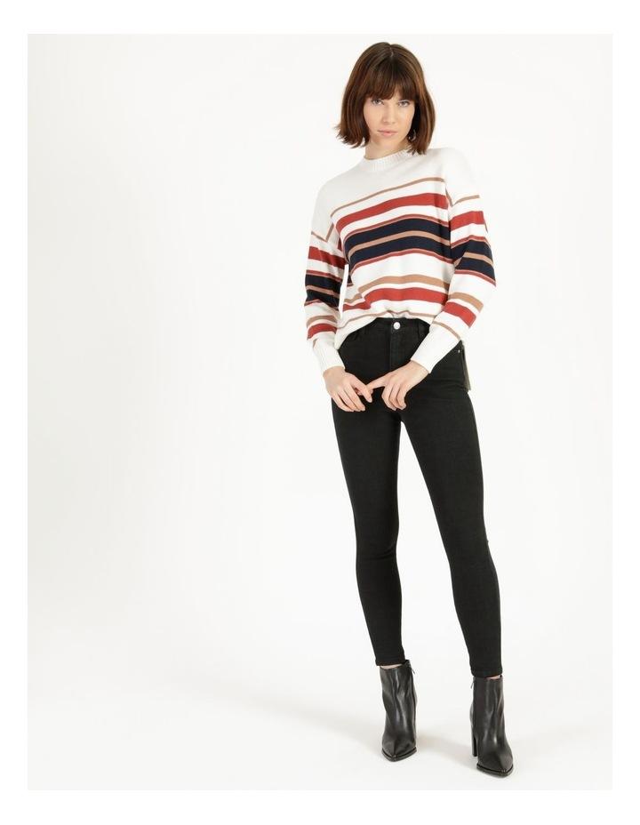 Premium Shapewear Black Skinny Jean image 1