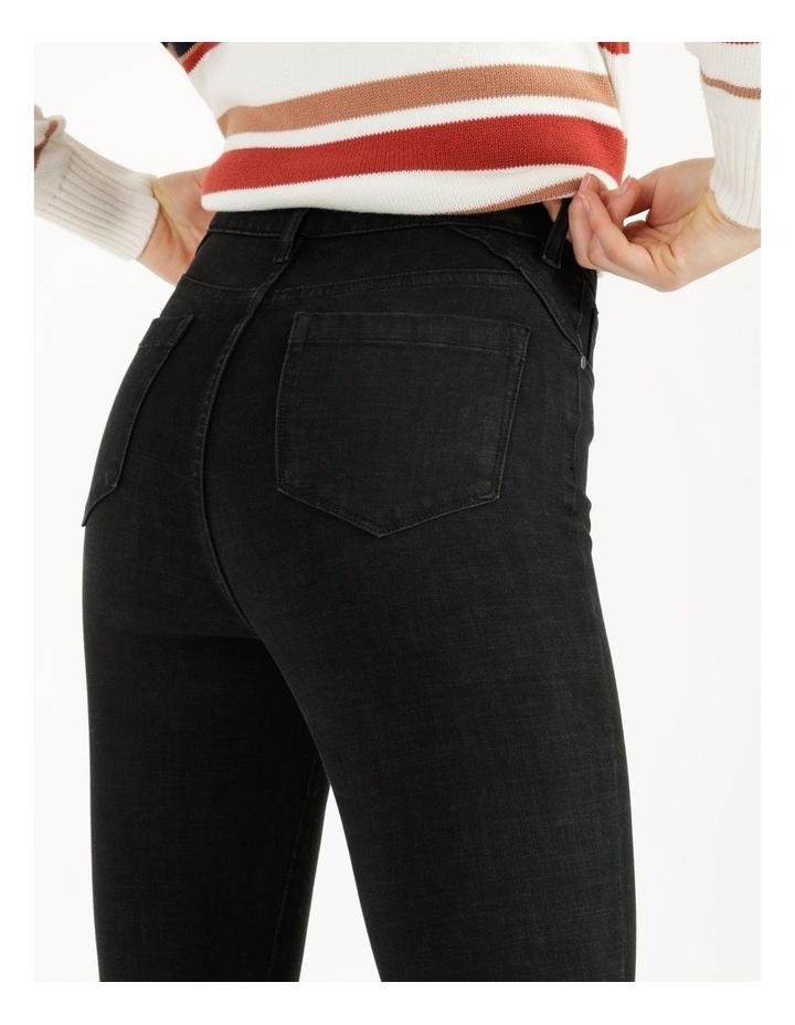 Premium Shapewear Black Skinny Jean image 3