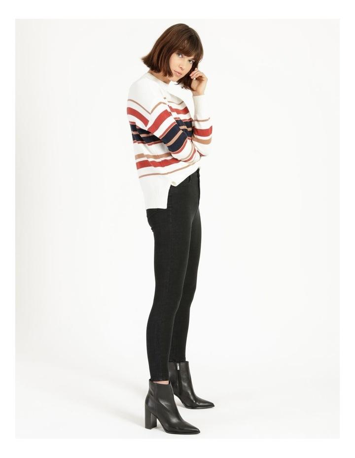 Premium Shapewear Black Skinny Jean image 4