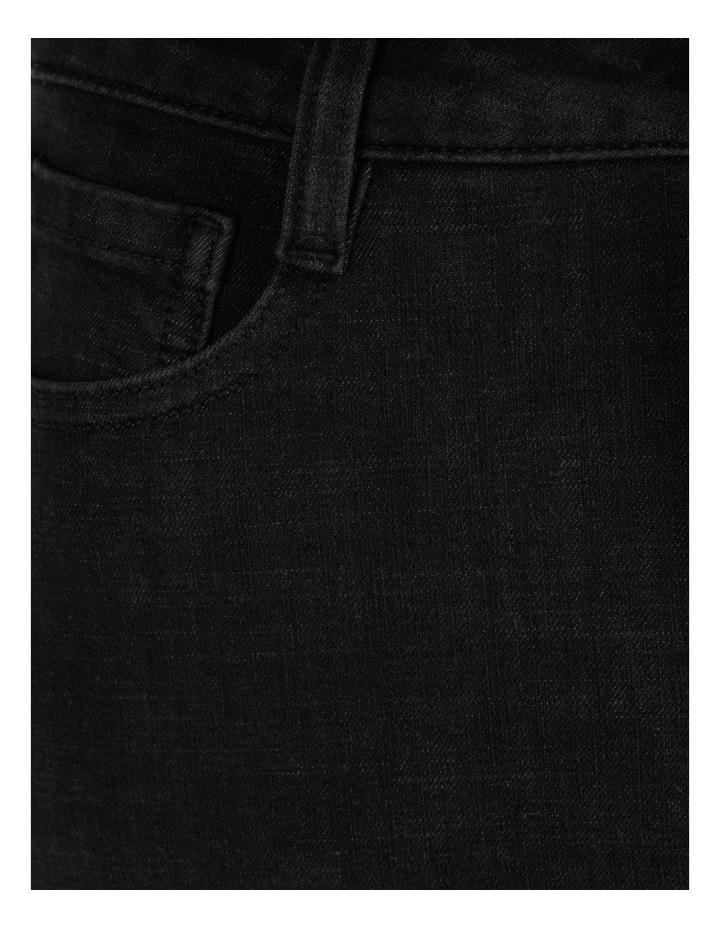 Premium Shapewear Black Skinny Jean image 7