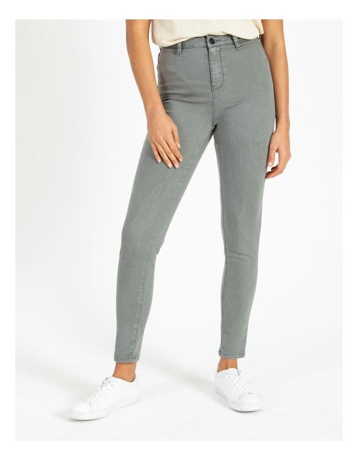 Peached Skinny Jean image 1
