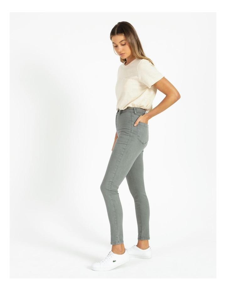 Peached Skinny Jean image 3
