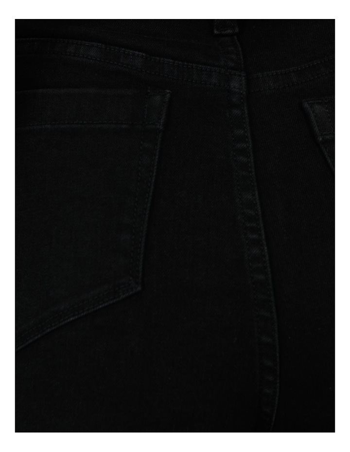Wide Leg Jean Black image 7